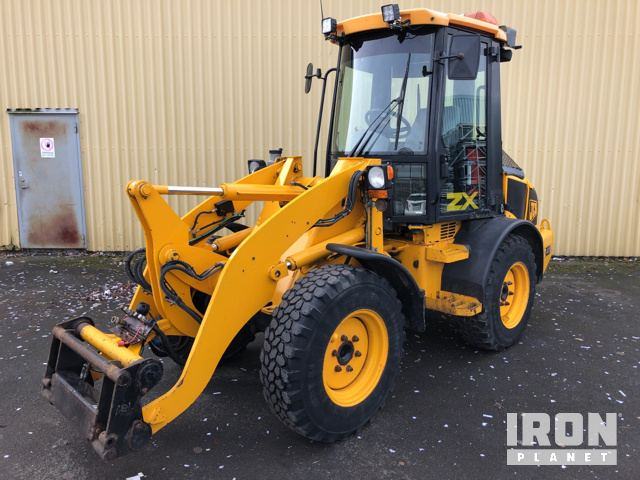 2007 JCB 407 Wheel Loader, Wheel Loader