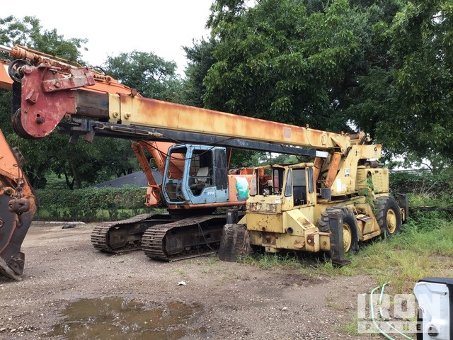 Grove RT620 Rough Terrain Crane, Parts/Stationary Construction-Other
