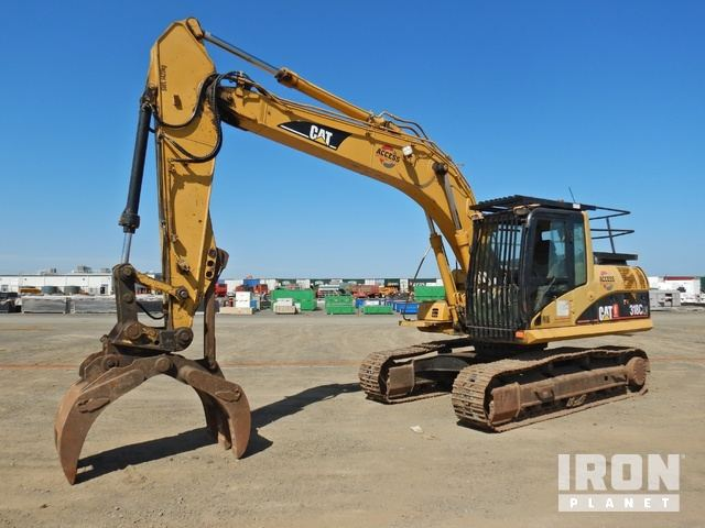 2004 Caterpillar 318C LN Hydraulic Excavator, Hydraulic Excavator