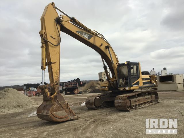 Cat 330BL Track Excavator, Hydraulic Excavator