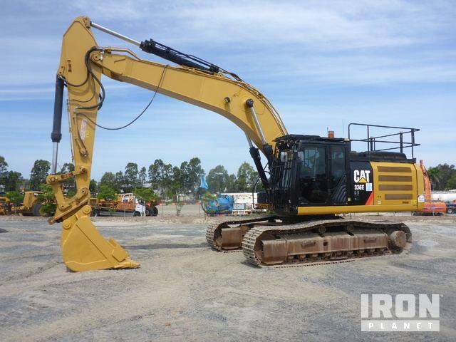 2014 Caterpillar 336EL H Hydraulic Excavator, Hydraulic Excavator