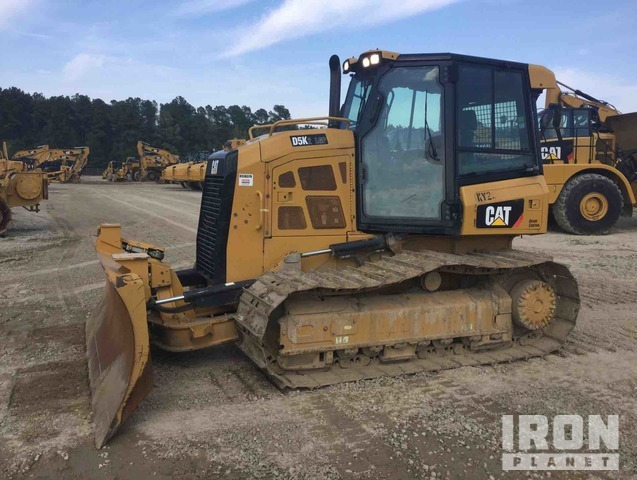 2016 Cat D5K2 LGP Crawler Dozer, Crawler Tractor