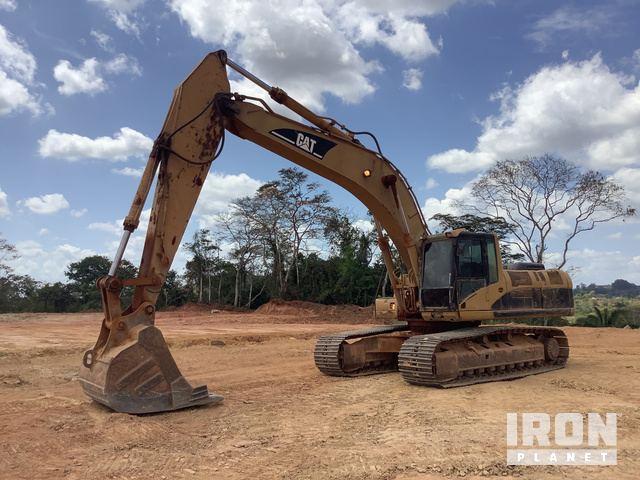 2005 Cat 330CL Track Excavator, Hydraulic Excavator
