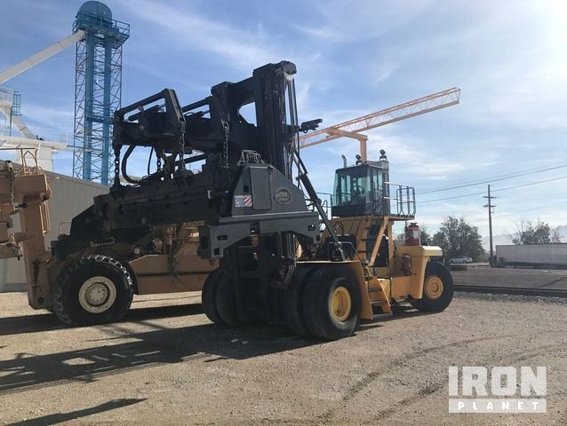 2014 Hoist LCH-3-WTP Container Handler, Container Handler