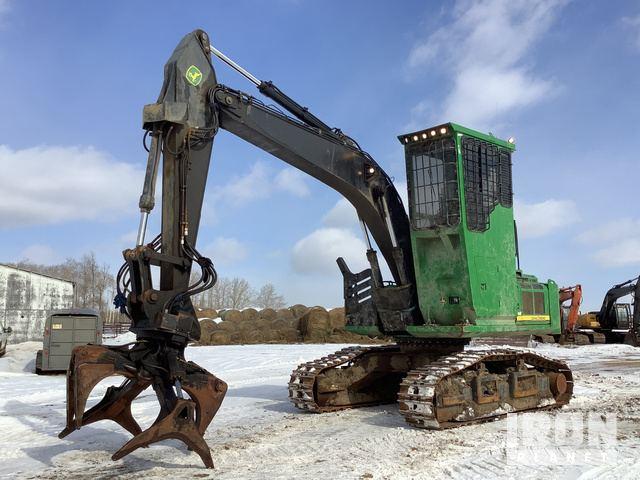 2016 John Deere 2954D Log Loader, Log Loader