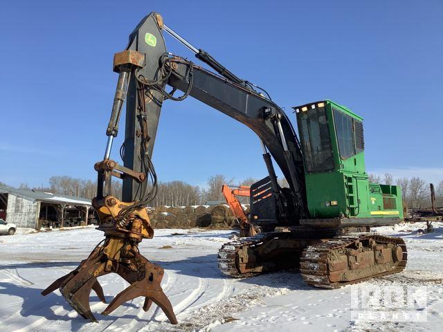 2006 John Deere 3554 Log Loader, Log Loader