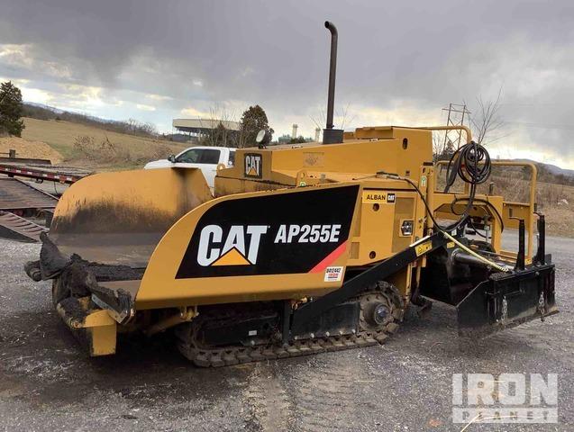 2014 Cat AP255E Asphalt Paver, Asphalt Paver