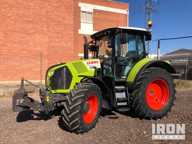 2016 Claas Arion 530 4WD Tractor, MFWD Tractor