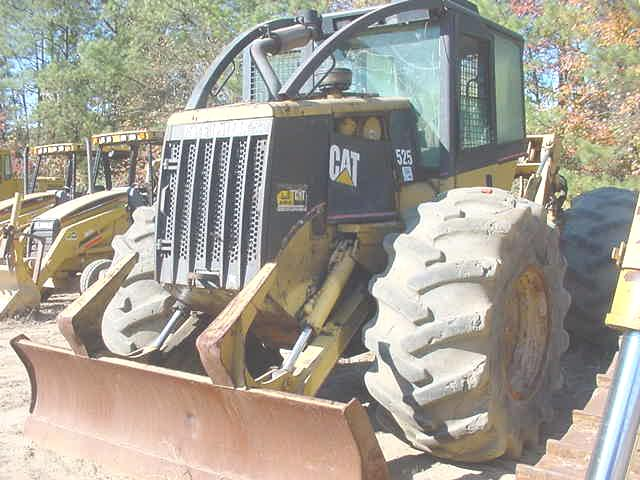 1997 Cat 525 Wheel Skidder in Florence, South Carolina