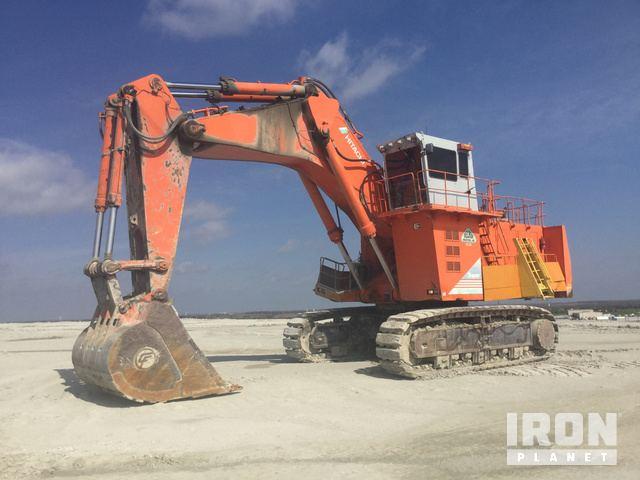 Hitachi EX1800-3 Track Excavator, Hydraulic Excavator