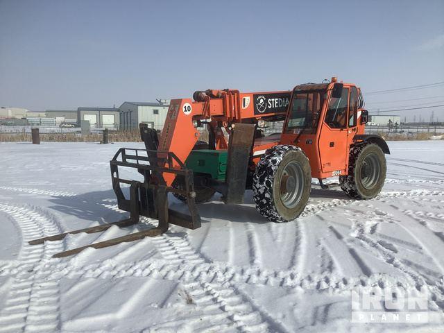 2012 JLG/SkyTrak 10054 Telehandler, Telescopic Forklift