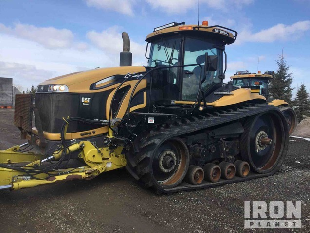 2009 Cat Challenger MT865C Track Tractor, Track Tractor
