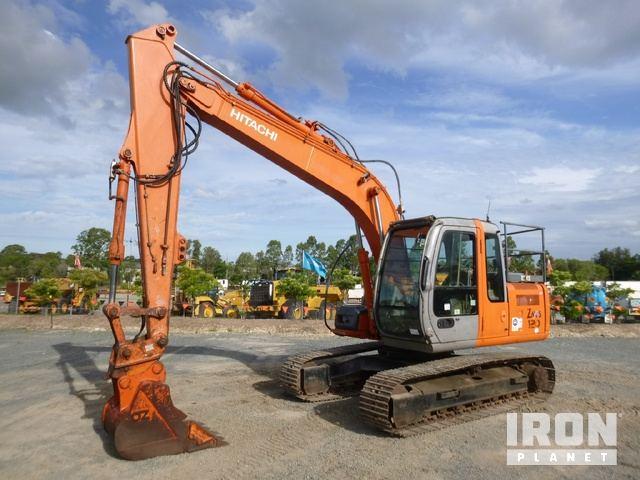 2002 Hitachi ZX120 Hydraulic Excavator, Hydraulic Excavator