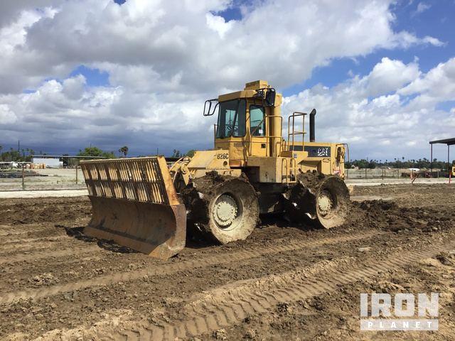 Cat 826C Soil Compactor, Compactor