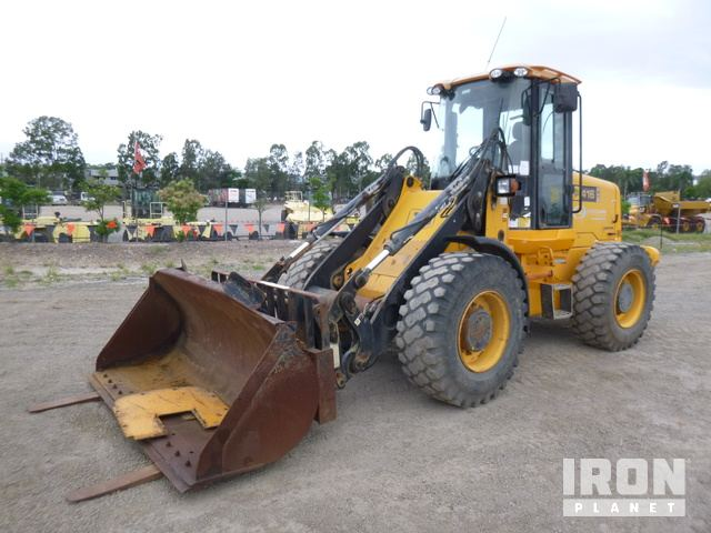 2007 JCB 416HT Integrated Tool Carrier, Integrated Tool Carrier