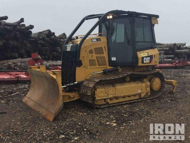 2016 Cat D5K2 XL Crawler Dozer, Crawler Tractor