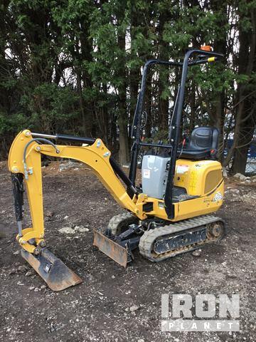 2017 Cat 300.9 Mini Excavator, Mini Excavator (1 - 4.9 Tons)