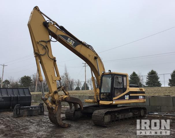 Cat 320BL Track Excavator, Hydraulic Excavator