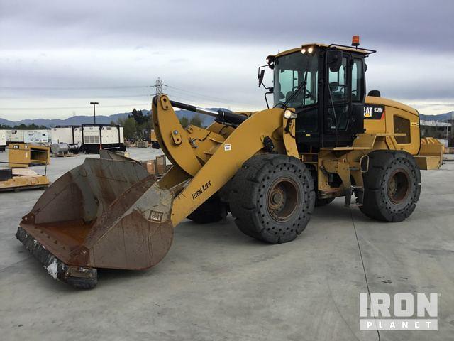 2017 Cat 938M Wheel Loader, Wheel Loader