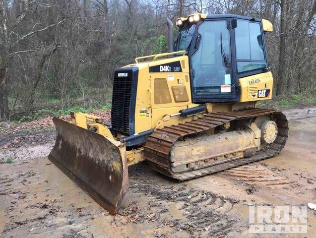 2014 Cat D4K2 LGP Crawler Dozer, Crawler Tractor