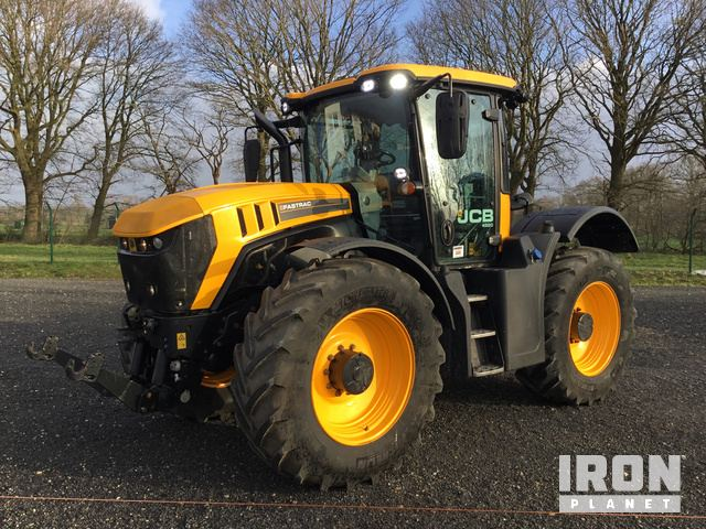 2015 JCB Fastrac 4220 4WD Tractor, MFWD Tractor