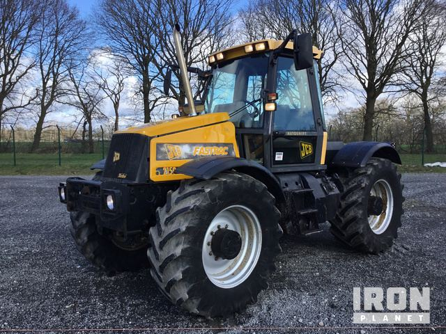 1998 JCB Fastrac 2150 4WD Tractor, MFWD Tractor