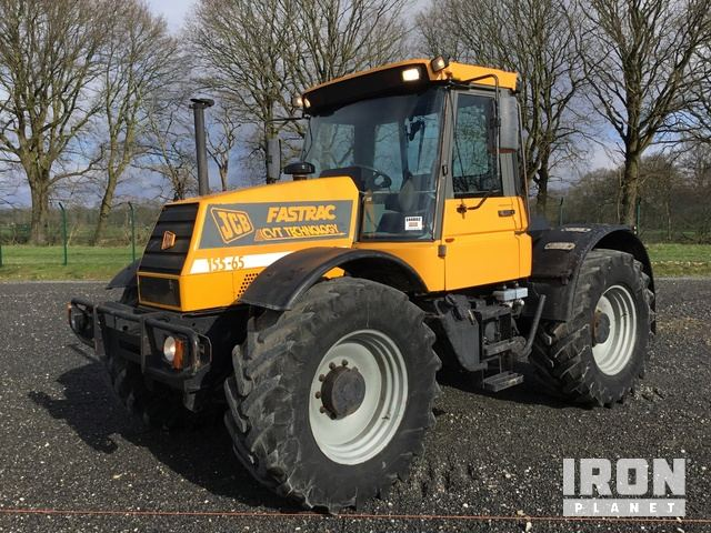 1993 JCB Fastrac 155-65 4WD Tractor, MFWD Tractor