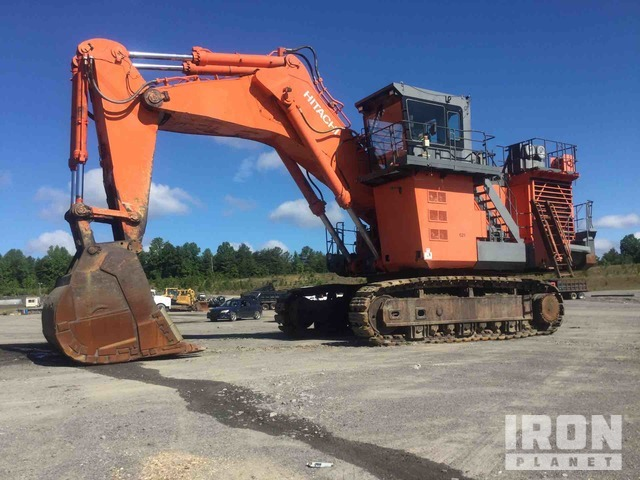 2009 Hitachi EX1900-6 Track Excavator, Hydraulic Excavator