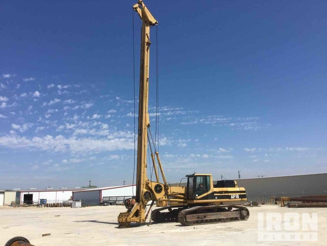 IMT AF18 Foundation Drill, Drilling Equipment - Other