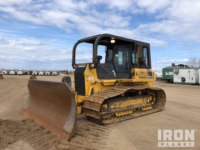 2012 Komatsu D61PX-15E0 Crawler Dozer, Crawler Tractor