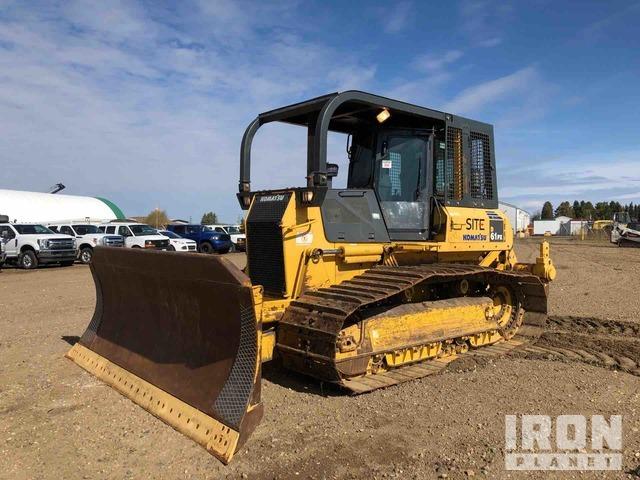 2012 Komatsu D61PX-15EO Crawler Dozer, Crawler Tractor