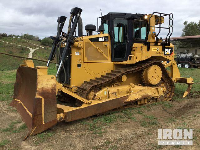 2017 Cat D6T XL Crawler Dozer, Crawler Tractor