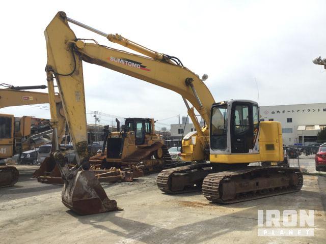 2007 年 Sumitomo SH225X-3 Track Excavator, Hydraulic Excavator