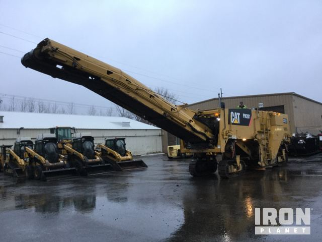 2010 Cat PM-201 Cold Planer, Cold Planer