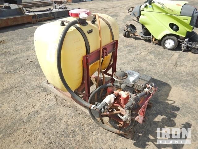 Hardi Slip-In Sprayer, Sprayer