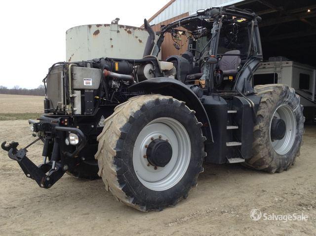2014 (unverified) JCB HMV8310 4WD Tractor, MFWD Tractor