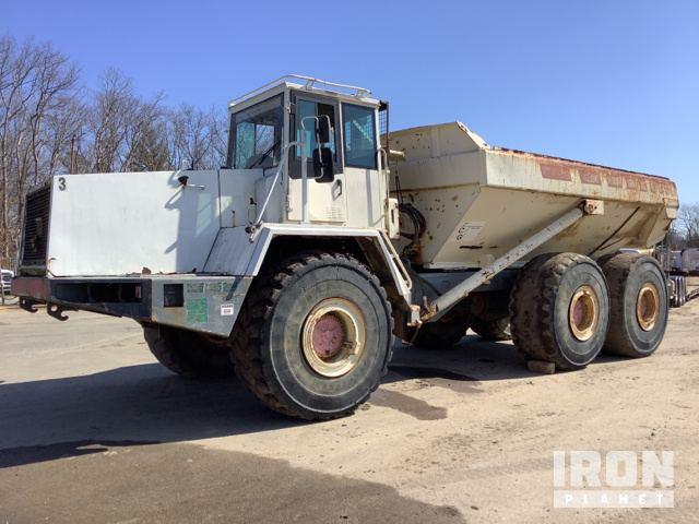 Terex TA40 Articulated Dump Truck, Articulated Dump Truck