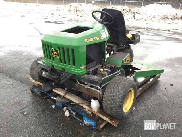 John Deere 2653A Utility Tractor, Utility Tractor