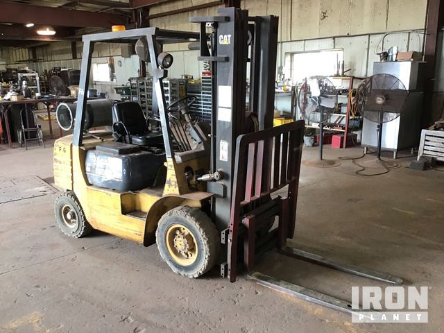 CAT 50 Warehouse Forklift, Forklift
