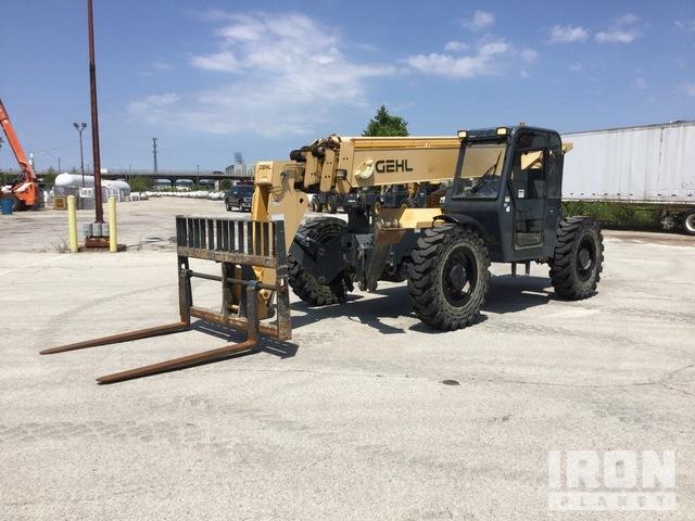2012 Gehl RS10-55 4x4 10000 lb Telehandler, Telescopic Forklift