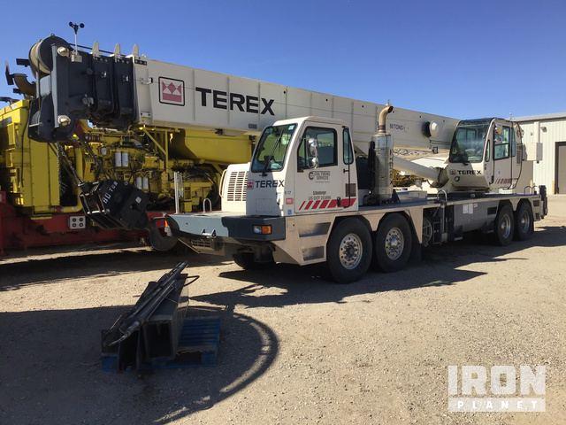 2011 TEREX T780 All Terrain Crane, All Terrain Crane