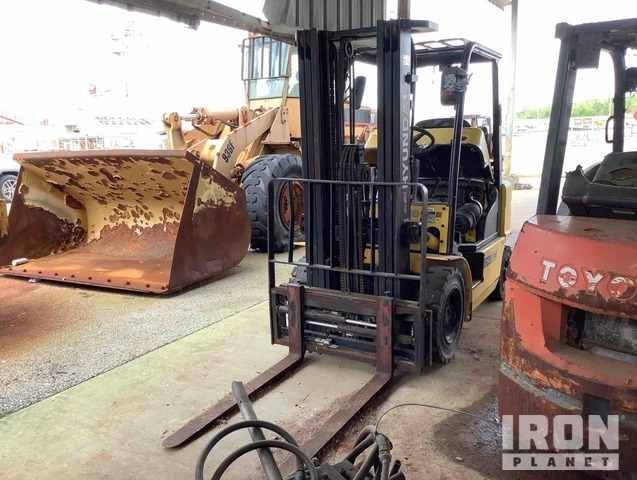 Hyundai Cushion Tire Forklift, Parts/Stationary Construction-Other