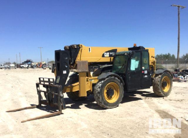 2014 Cat TL1055C Telehandler, Telescopic Forklift