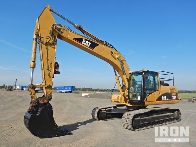 2001 Caterpillar 322C L Hydraulic Excavator, Hydraulic Excavator
