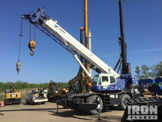 Tadano TR-450XL Rough Terrain Crane, Rough Terrain Crane