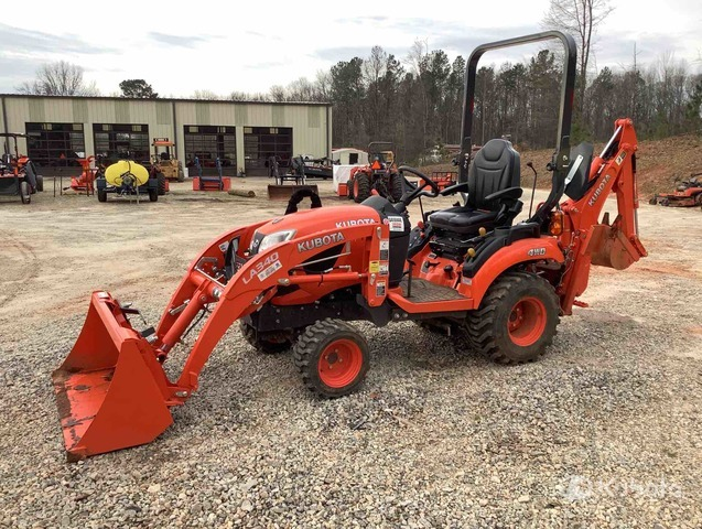 2019 (unverified) Kubota BX23S 4WD Tractor, MFWD Tractor