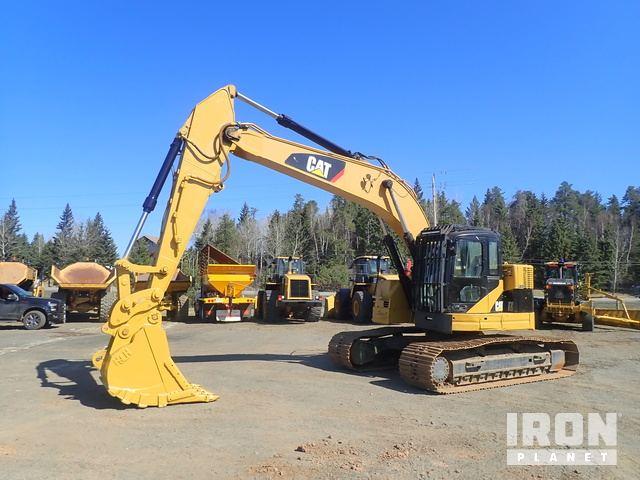 2008 Cat 321D LCR Track Excavator, Hydraulic Excavator