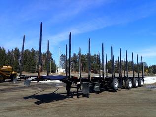 Log Trailers