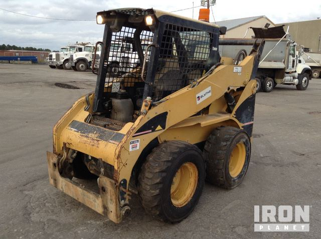Cat 242B Skid-Steer Loader, Skid Steer Loader