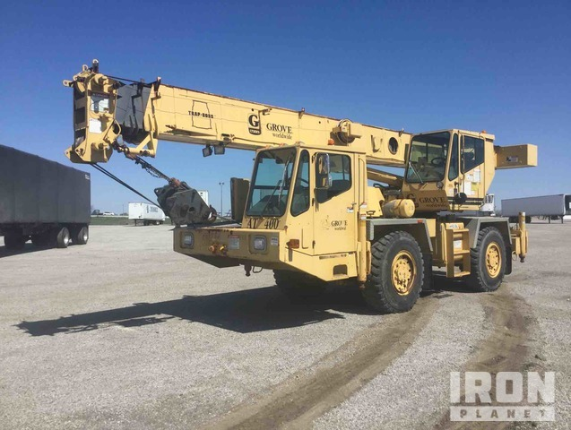 1993 Grove AT422 All Terrain Crane, All Terrain Crane
